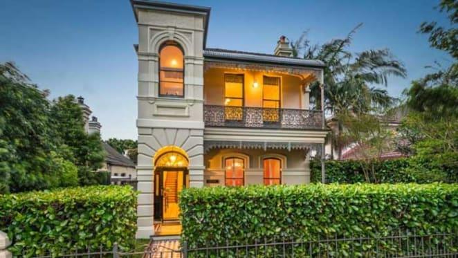 Homes of Australia's criminal elite