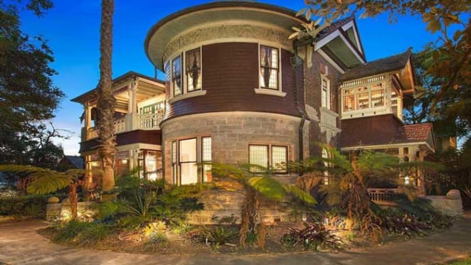 James Kennard sells Queen Anne Glebe trophy mansion in Bronte beachhouse move