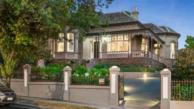 Hawthorn trophy home with $4.1 million vendor bid