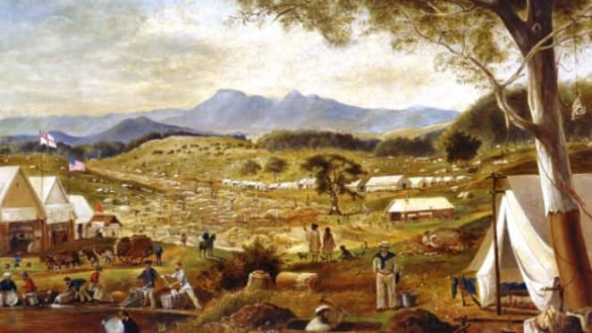 Gold Rush Victoria was as wasteful as we are today