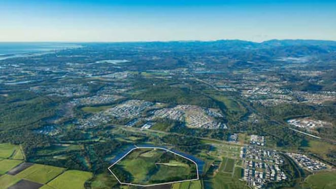 Halcyon tees up new Gold Coast project
