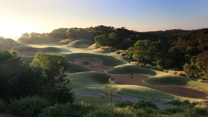 Eagle Ridge Golf Course, Boneo listed for sale on Mornington Peninsula