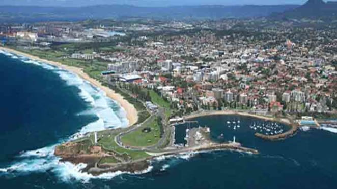 The seven reasons Wollongong is set to shine: Rich Harvey
