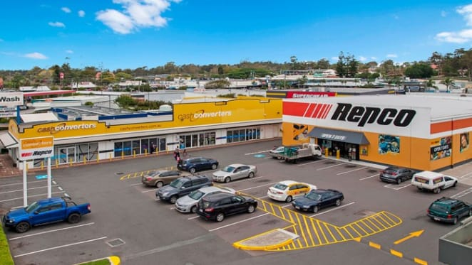 Retail centre in Goodna sold to Melbourne investor