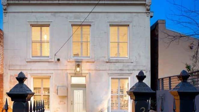 Georgian-era Gore Street, Fitzroy trophy home sale