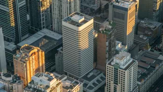 Civic Tower, Goulburn Street, Sydney office tower for sale