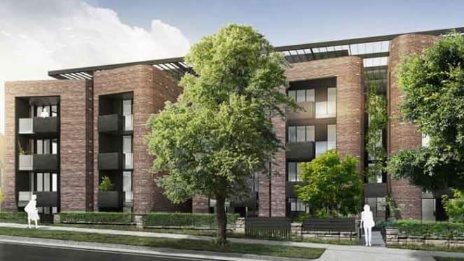Designing density for blue chip suburbs