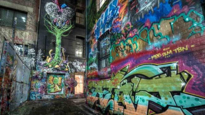 Melbourne's love-hate relationship with being Australia's 'street art capital'