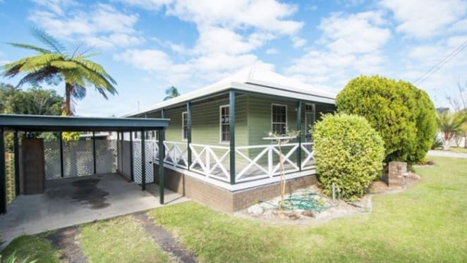 The McClymont sisters childhood home at Grafton sold