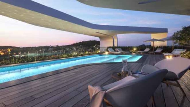 Twin-tower apartment project in Brisbane's Upper Mt Gravatt launched