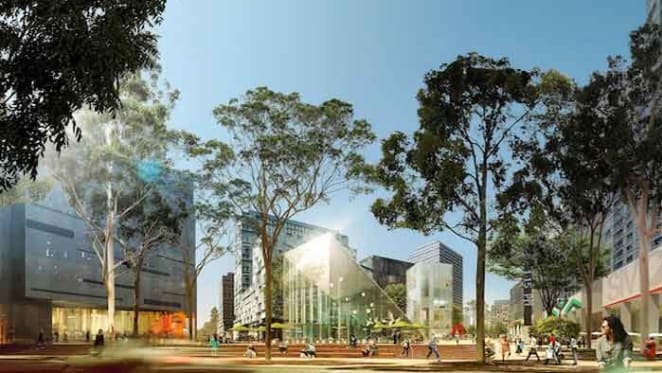 Sydney's Green Square urban design project wins award
