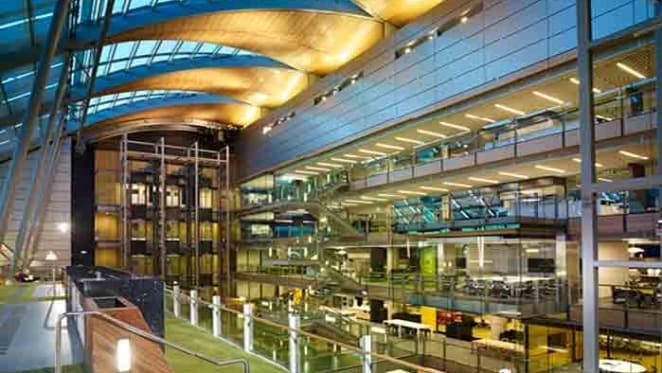 CBA earn Green Star for building design standard