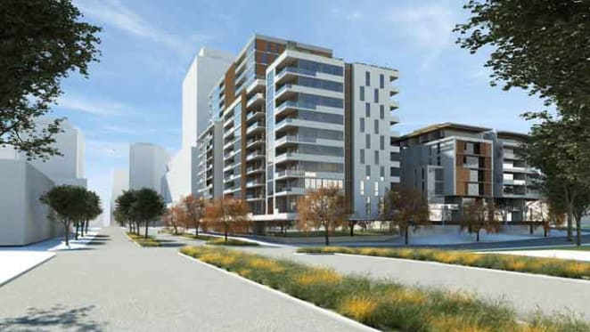 Final residential development site in Sydney's Green Square Town Centre on market