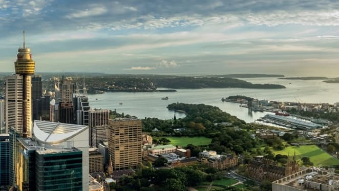 Greenland Centre sub-penthouse sells at $10.3 million