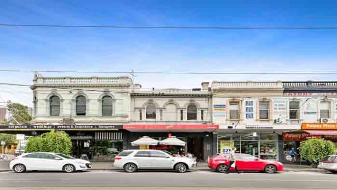 Clarendon St Melbourne burger franchise sold at auction