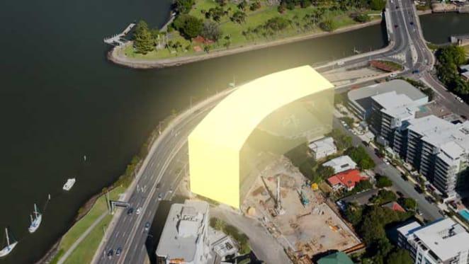 Gurner snares Hamilton, Brisbane riverfront residential sites