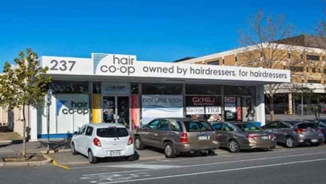 Hairdressers' Co-op puts up Adelaide CBD asset on sale after six decades