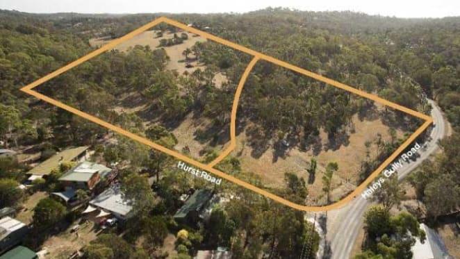 Victoria's Hurstbridge sites to fetch circa $1.8 million