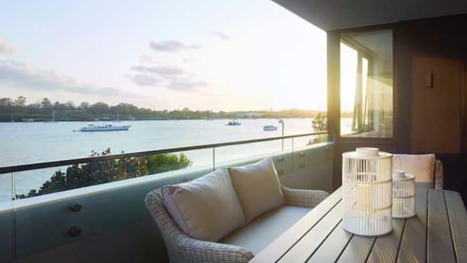 Seven apartments remain in Brisbane's Hamilton Reach, Newport