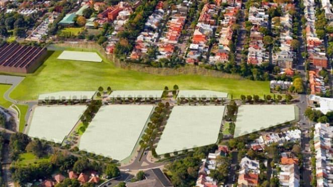 Affordable rentals slated for Sydney's Harold Park