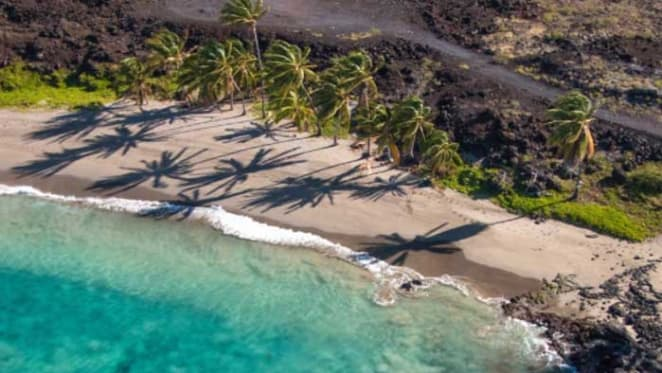 Largest land parcel for sale in Hawaii: Oceanfront 16,000 acres