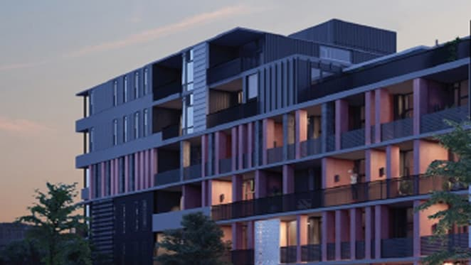 Hawke + King - Brunswick Group's new West Melbourne residential development