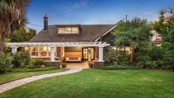 Clovelly, Hawthorn, the Harry Norris designed trophy home offering