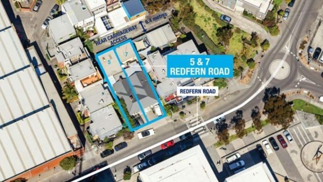 Melbourne's Hawthorn East site fetches $1.77 million at auction