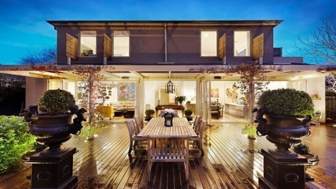 Hawthorn East trophy home sells post auction