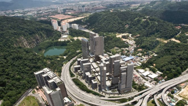 Hayball takes on ambitious Malaysian architectural commission