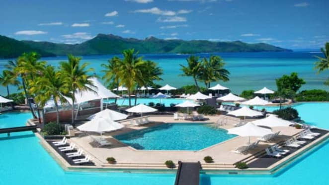 Hayman Island listed for sale