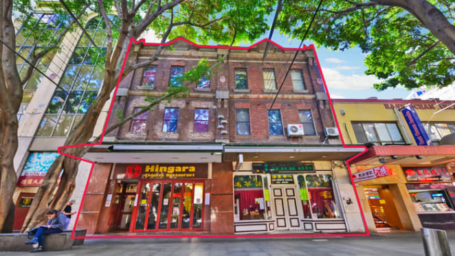First-in-a-century commercial property sale in Sydney's Chinatown