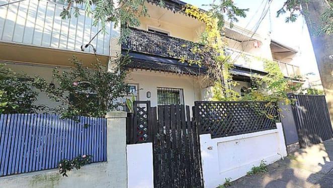 Jarryd Hayne's St Peters, Sydney terrace sale