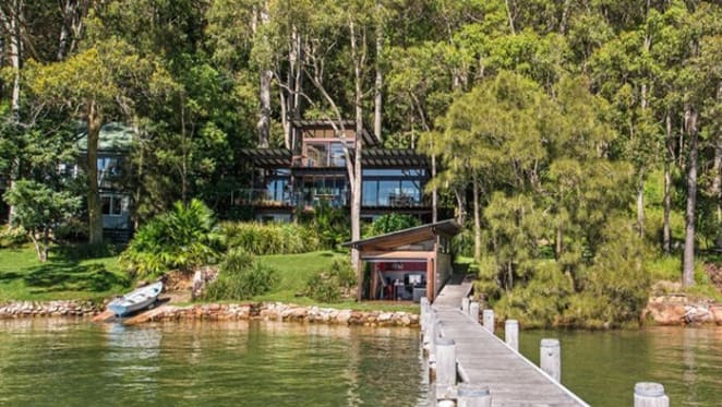 Justin Hemmes secures Pittwater retreat from Laurence Eastwood