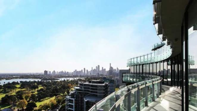 New agents marketing Lleyton Hewitt's Melbourne penthouse