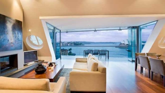 $12 million paid for The Rocks penthouse