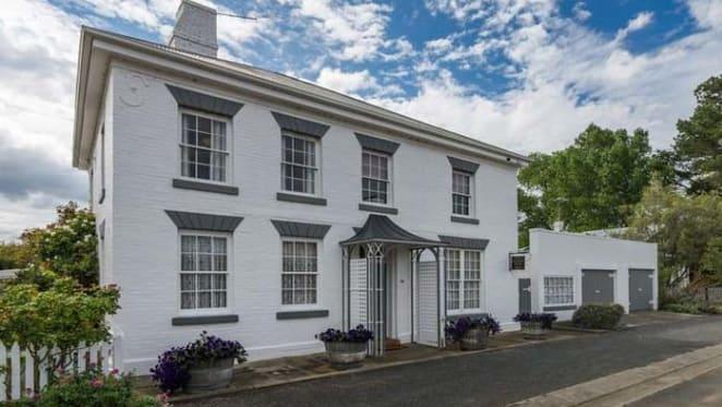 Tasmania's Highfield House listed