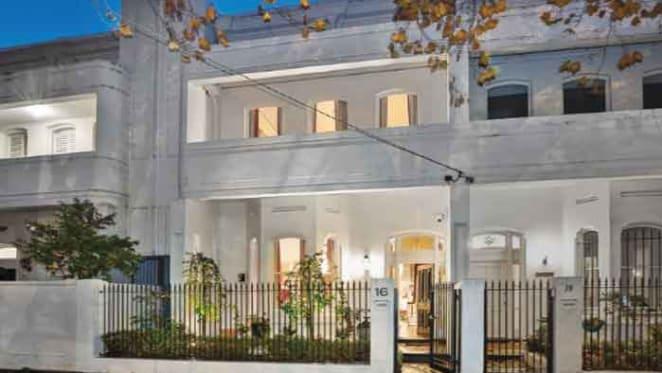 Fashion designer Alannah Hill sells St Kilda West terrace