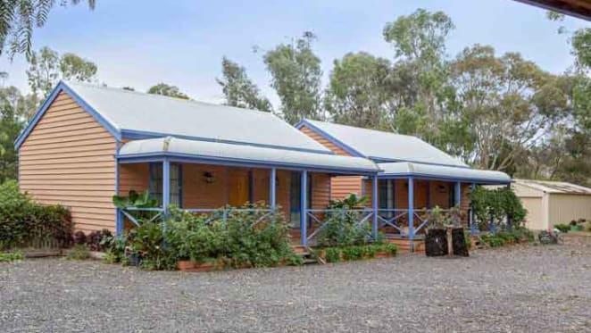 Restaurant in idyllic Adelaide Hills goes to market