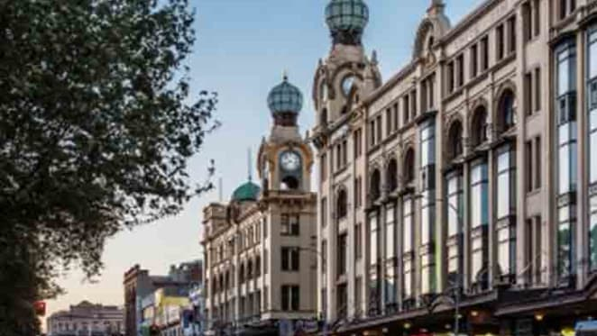 Swedish fashion giants H&M open in Sydney CBD with homewares