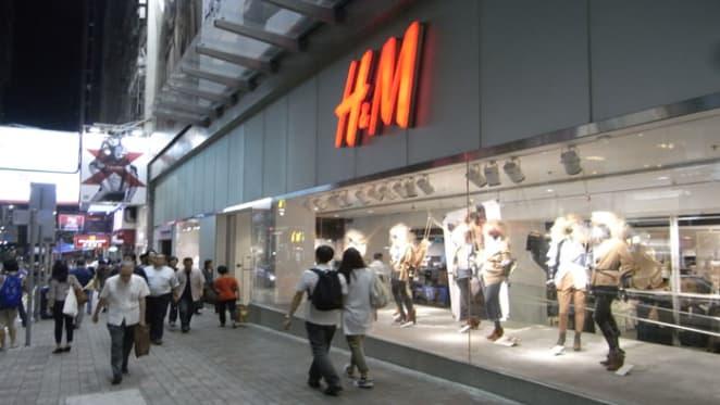 H&M for Ringwood's Eastland