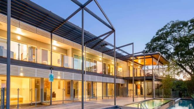 Storage director Andrew Catosulis downsizing after Holland Park home sale