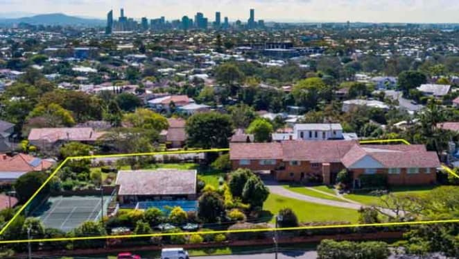 Sir John Pidgeon's Holland Park, Brisbane home sold