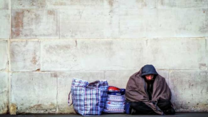 The story of how Melbourne's 'doughnut city' housed its homeless