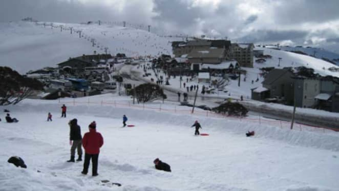 Grollo buys building sites on Mt Hotham