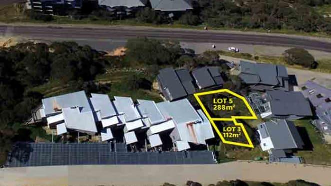 Mt Hotham's $14,000 land sale