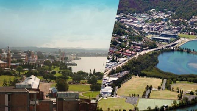 Newcastle, NSW Central Coast, Gold Coast units at market peak: HTW