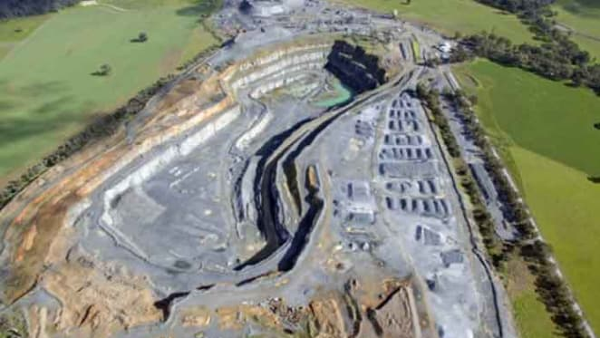 Operating Culcairn hard rock quarry to offer attractive return