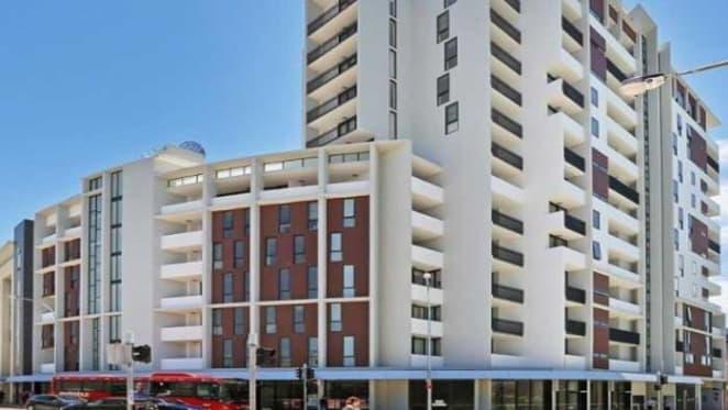 Hurstville off the plan buys at risk after developer default
