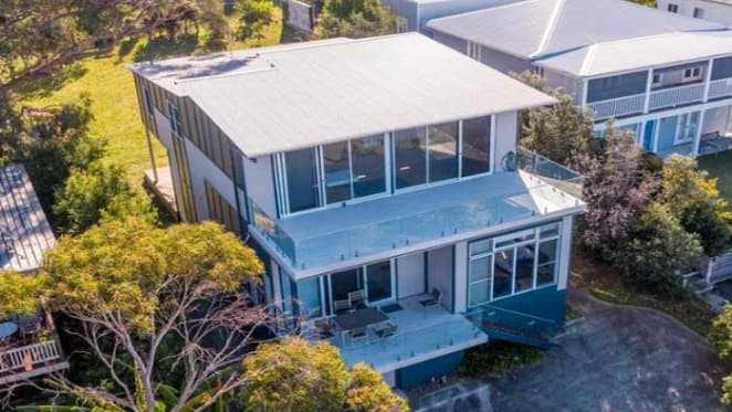 TravelCorp founder Helen Logas is selling Hyam's beach house